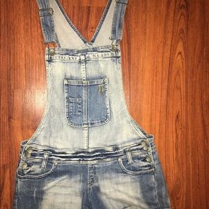 Jean Overall Short